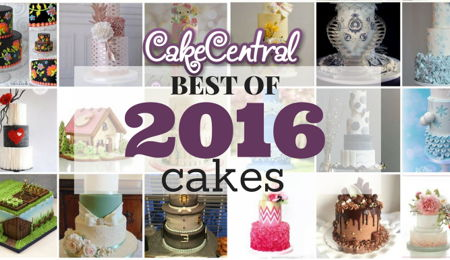 Top 100 Cakes of 2016