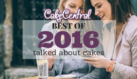 Most Talked About Cakes of 2016