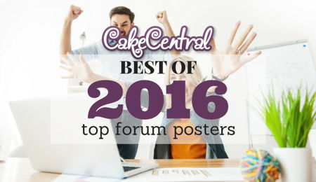 Top Cake Decorating Forum Posters Of 2016