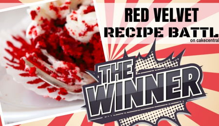 WINNER: Red Velvet Recipe Battle