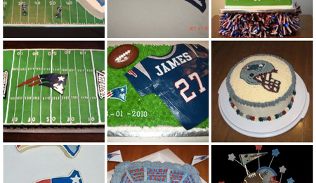 Top New England Patriots Cakes
