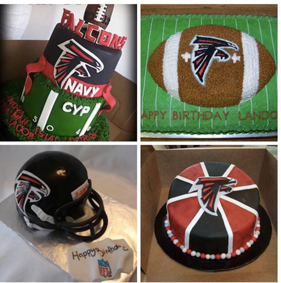 Atlanta Falcons Cakes Cakecentral Com