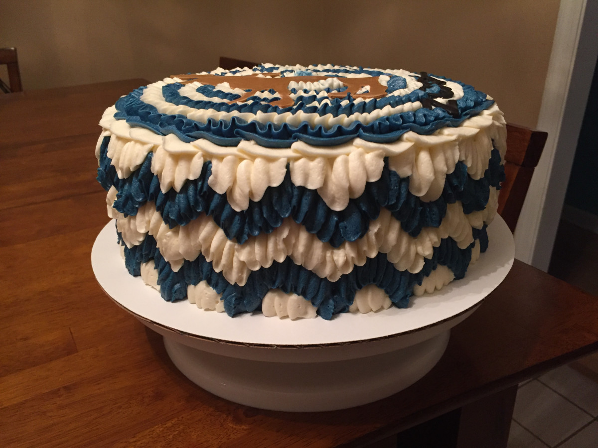 Friday Night Cake Club For 2/10/17