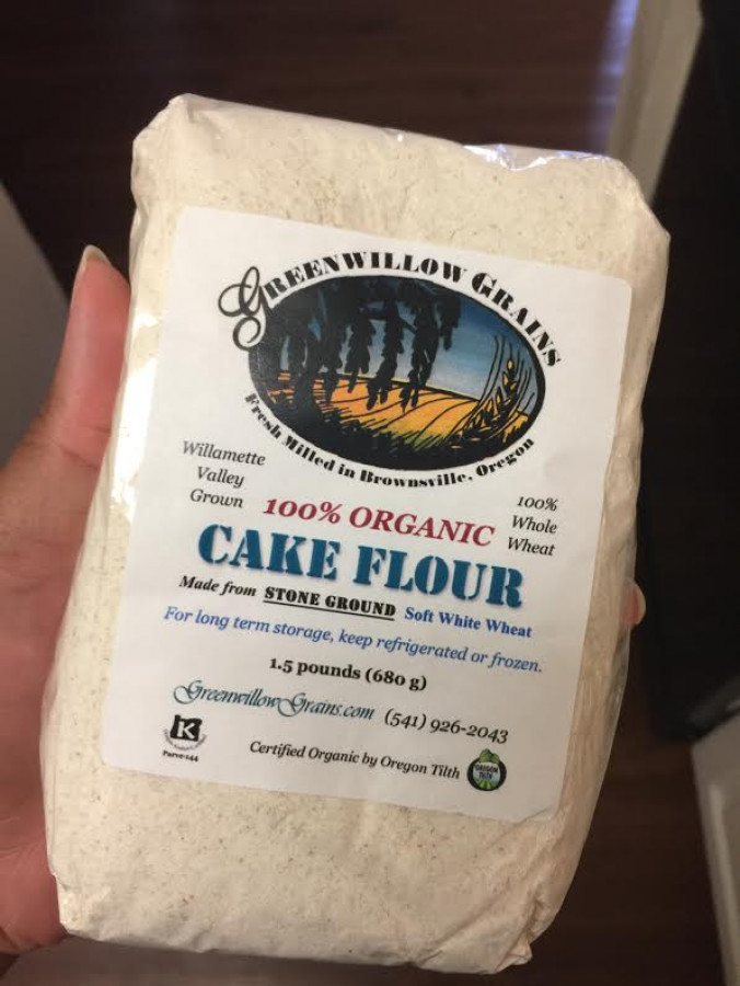 Is There Organic Cake Flour?