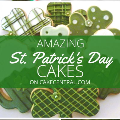 Top St. Patrick's Day Cakes on Cake Central