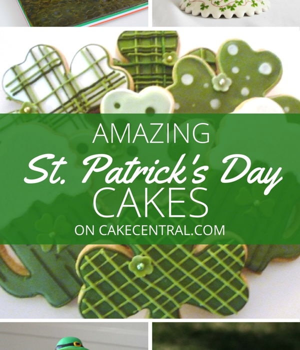 Top St. Patrick's Day Cakes