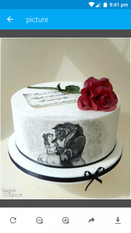 Cake Decor Without Fondant : How Can I Do This Without Fondant??? - CakeCentral.com