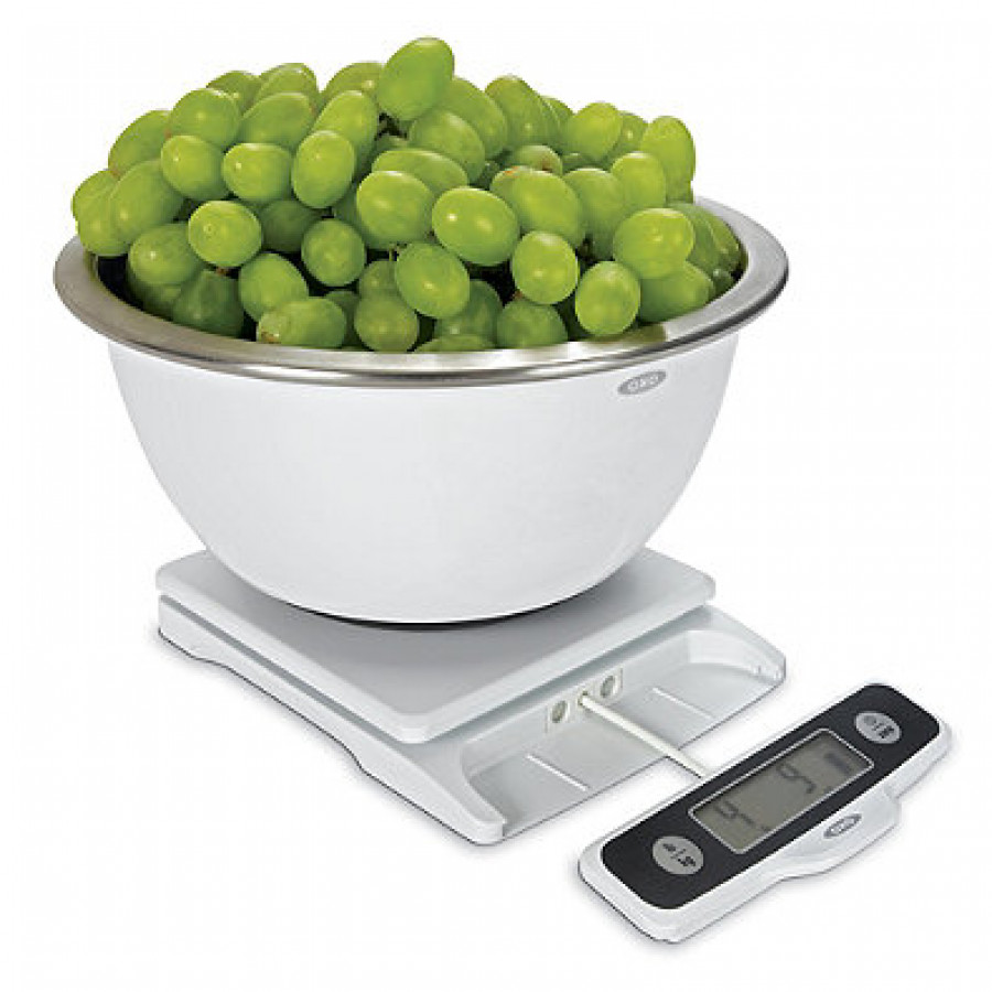 What Scales And Containers To Use For Weighing Dry