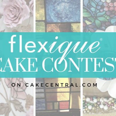Flexique™ Instant Lace Cake Decorating Contest on Cake Central