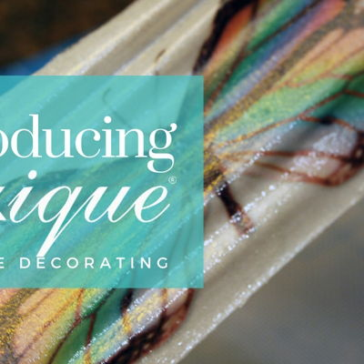 Introducing Flexique™ Instant Lace For Cake Decorating on Cake Central