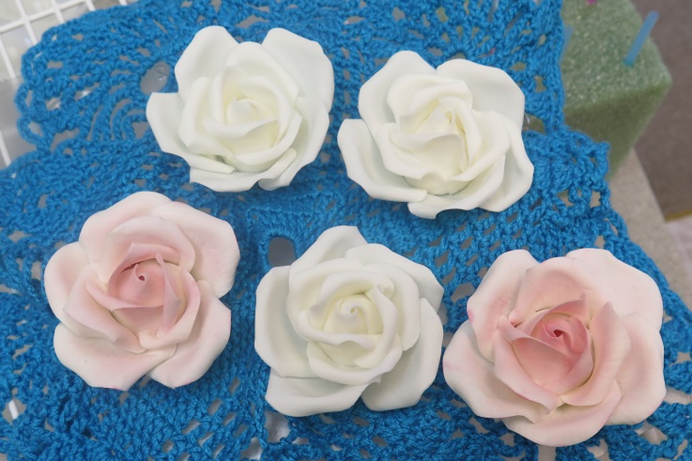 Frustrated With These Gumpaste Roses
