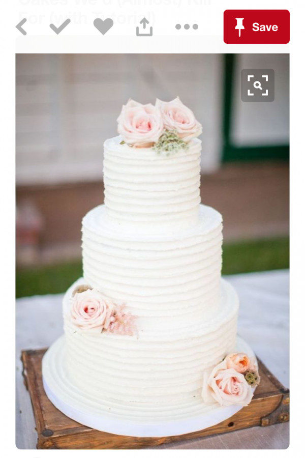wedding cake layer height what is the height of these cake layers cheftalk 23069