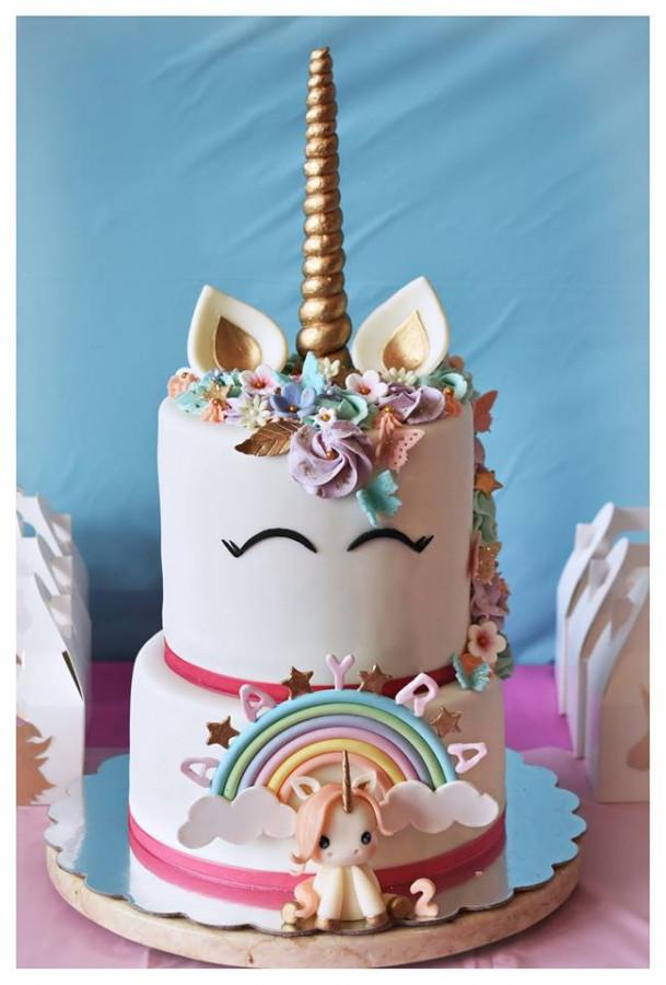Piping Buttercream Flowers On Fondant Covered Cake CakeCentralcom