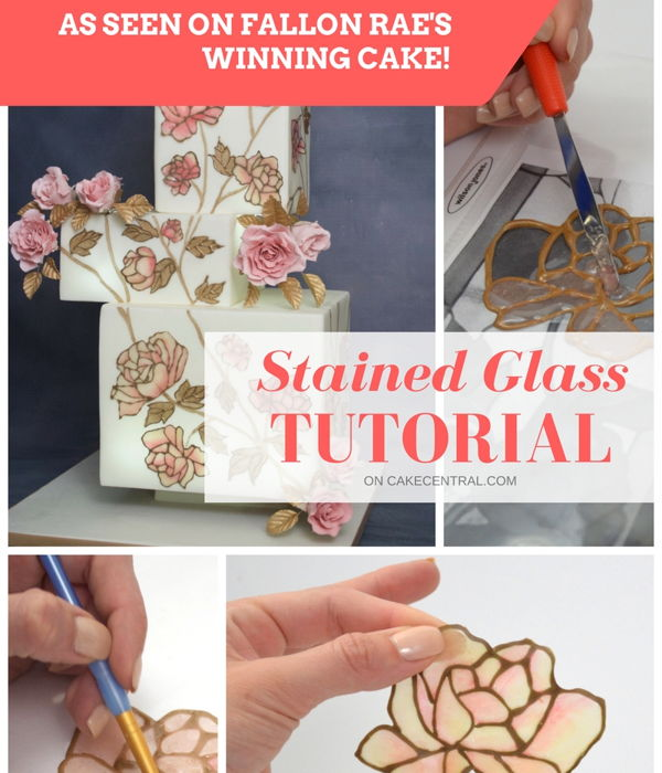 How To Make Edible Stained Glass