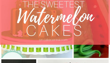 Top Watermelon Cakes
