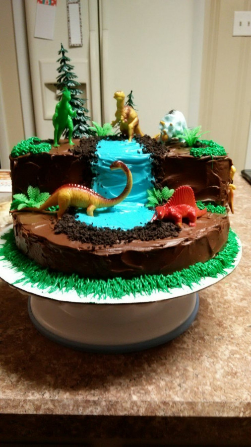 Price For Dinosaur Cake Cakecentral Com