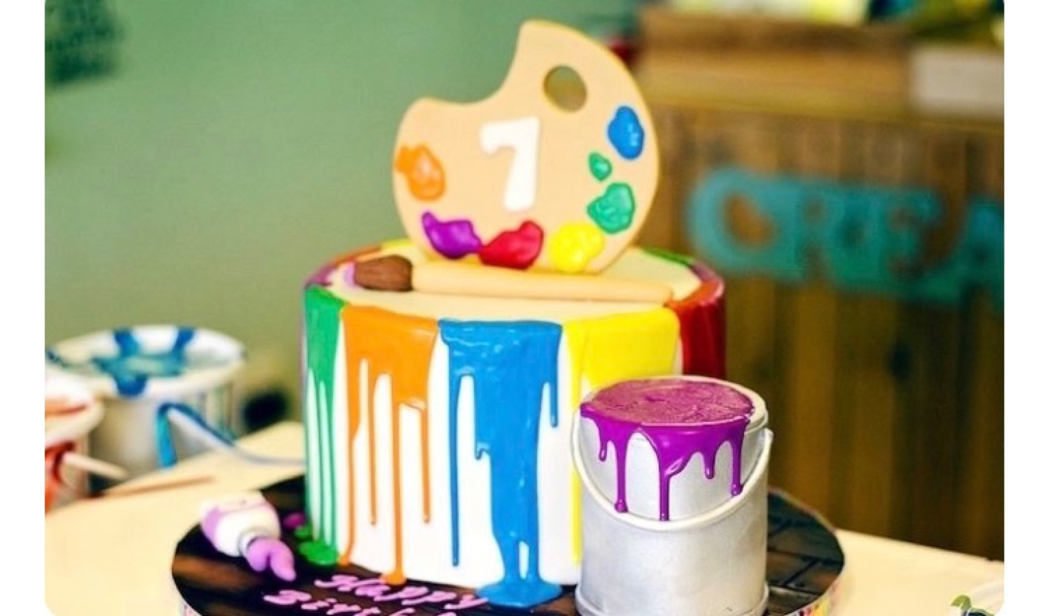 Attaching Two Separate Cakes To One Cake Board - CakeCentral.com