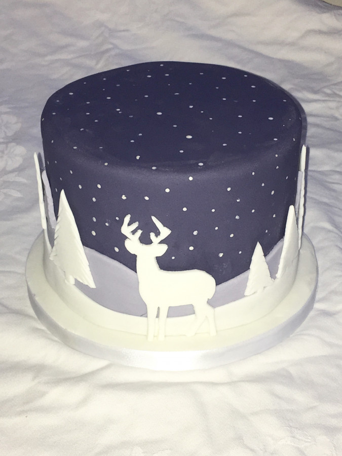 Friday Night Cake Club For 12/8/17