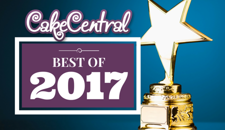 Best of Cake Central 2017