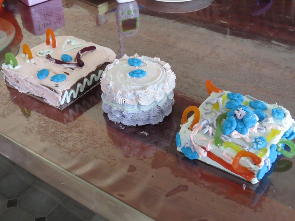 Odd Birthday Cake Cakecentral