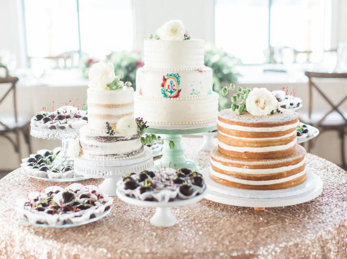 Wedding Cake - 400 Servings! Help Me!