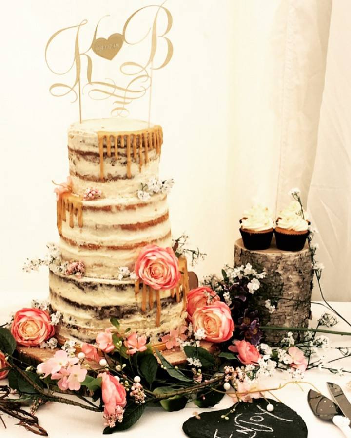 Gutted: Wedding Cake Collapsed