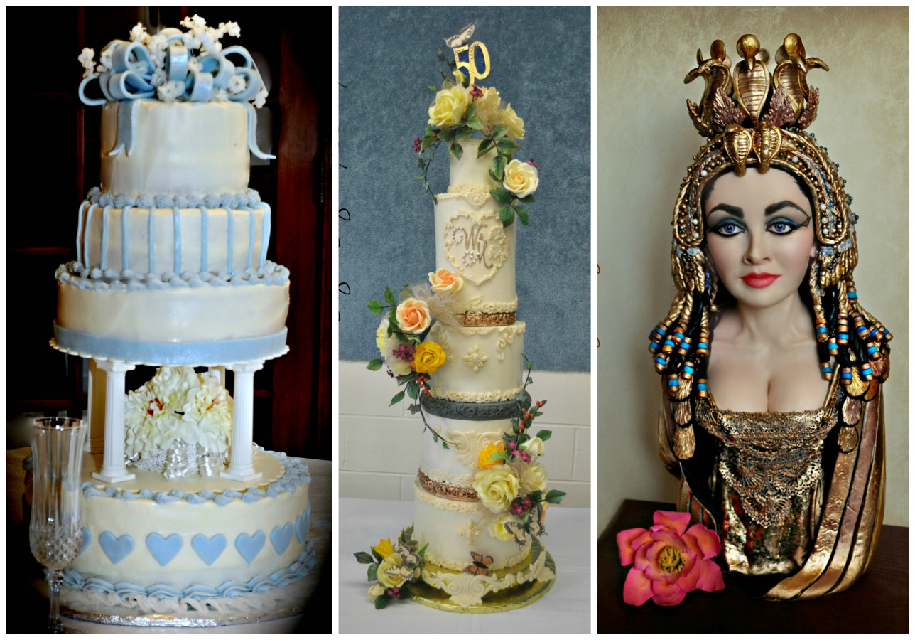 First And Most Recent Cakes. Can I See Yours? :)