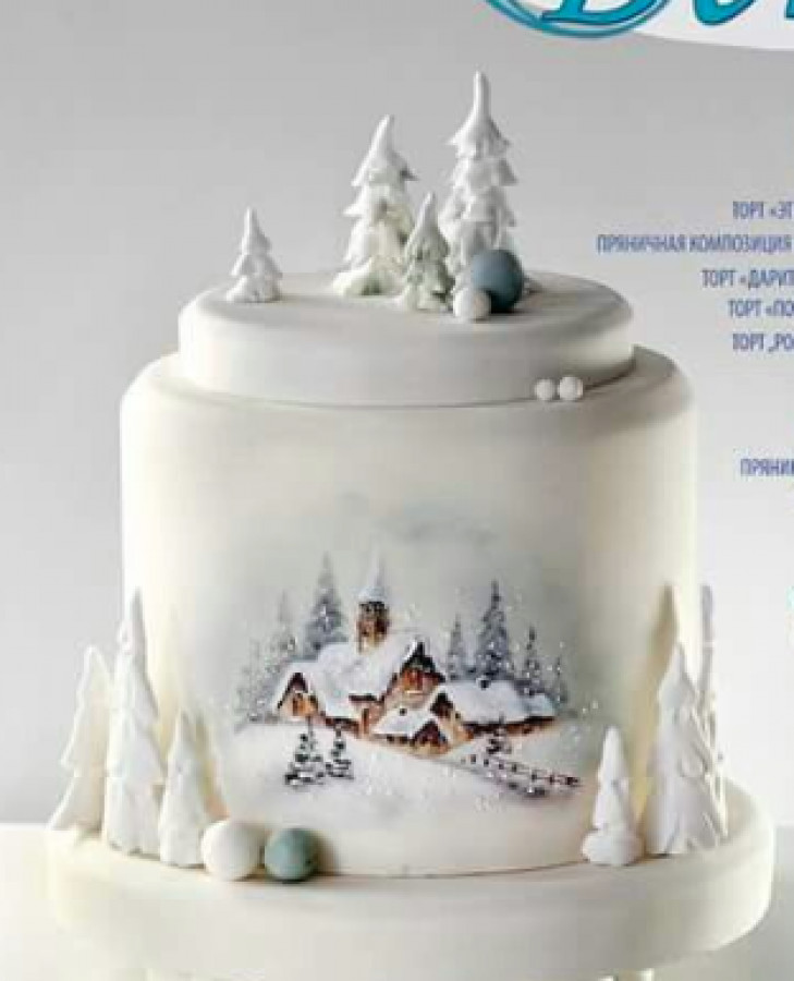 Outstanding Freezing Decorated And Painted Cakes Cakecentral Com Personalised Birthday Cards Akebfashionlily Jamesorg