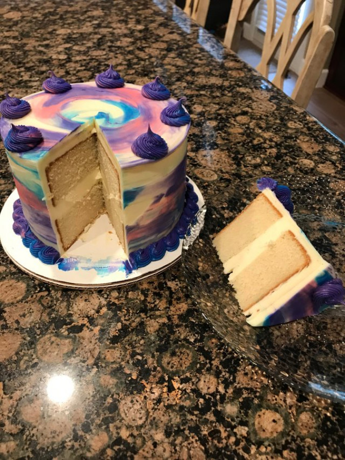 Cake Texture Issues