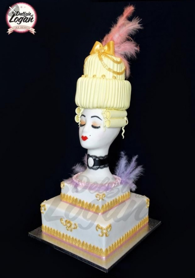 Help With Mannequin Head Cake Price