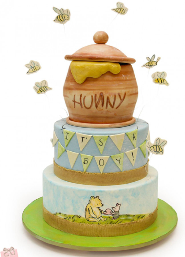 Winnie The Pooh Cake. What Would You Charge?