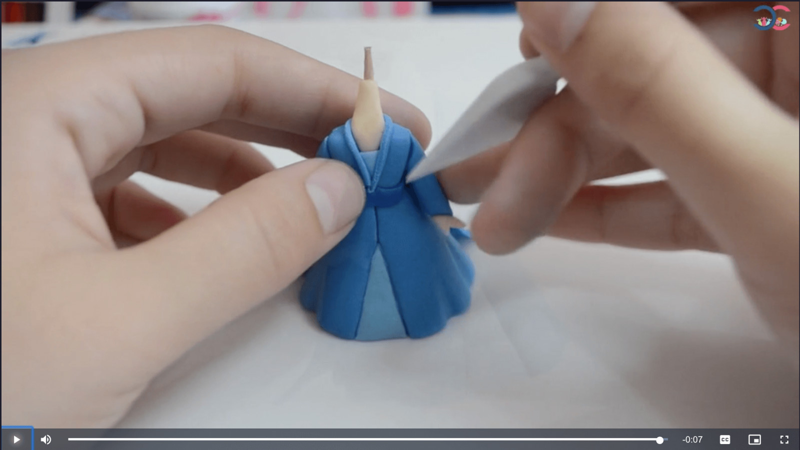Learn How To Make Elsa From Frozen
