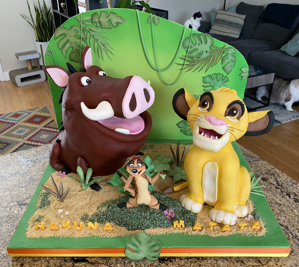 Tips For Sculpted Show Cake