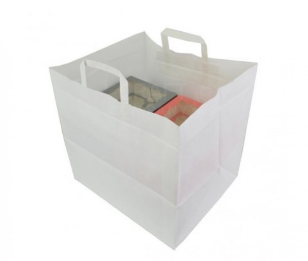 What Bags Do You Use To Hold Your Cake Boxes?