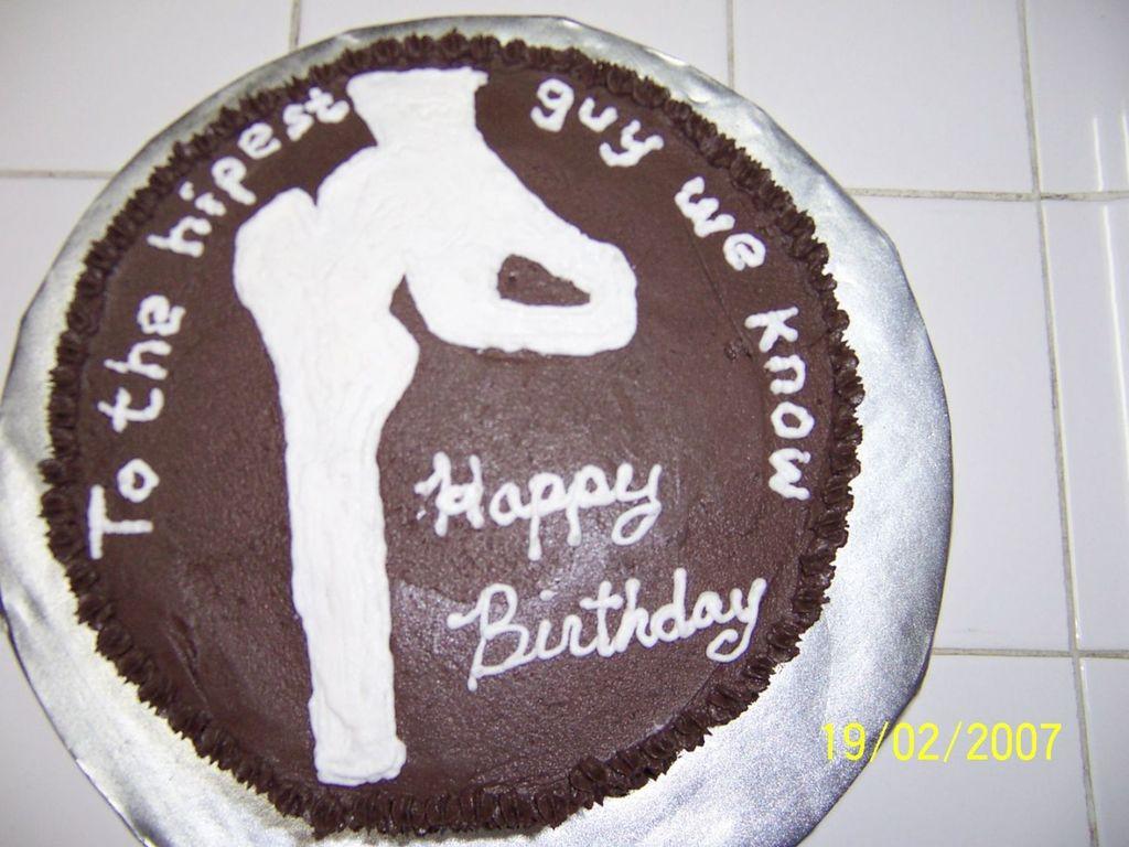 Hip Cake CakeCentralcom