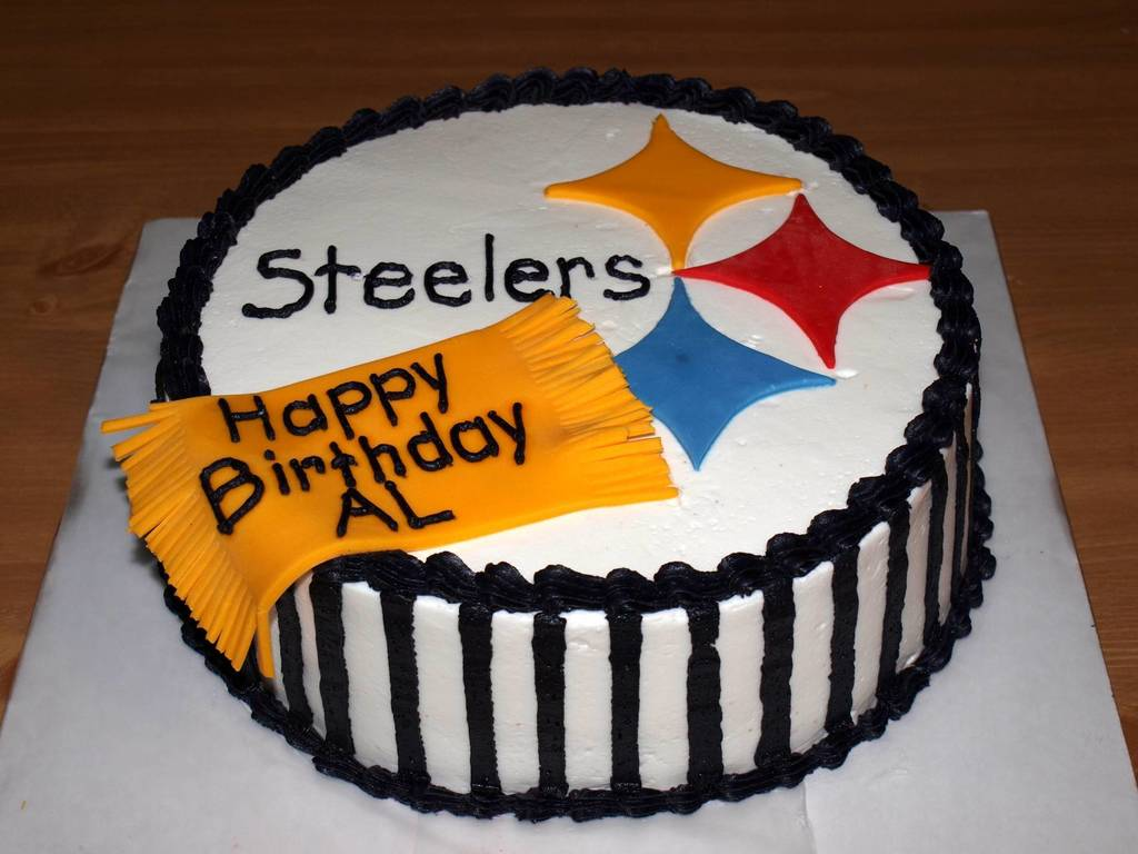 Steelers Birthday Cake Cakecentral Com