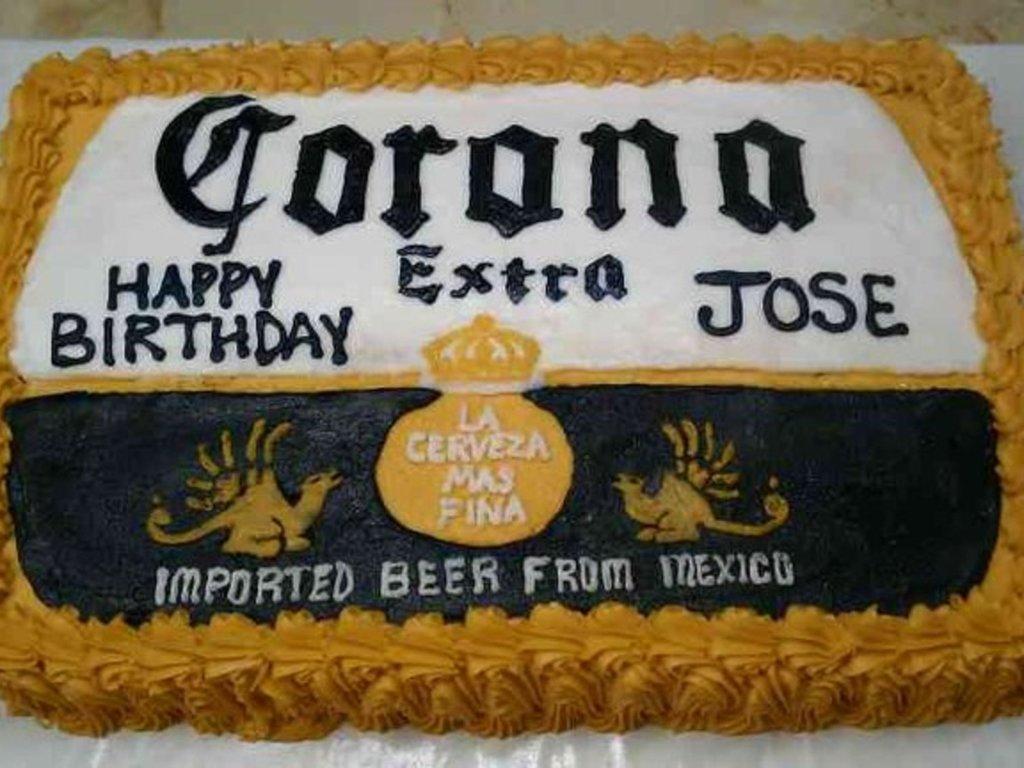 Corona Beer Cakecentral