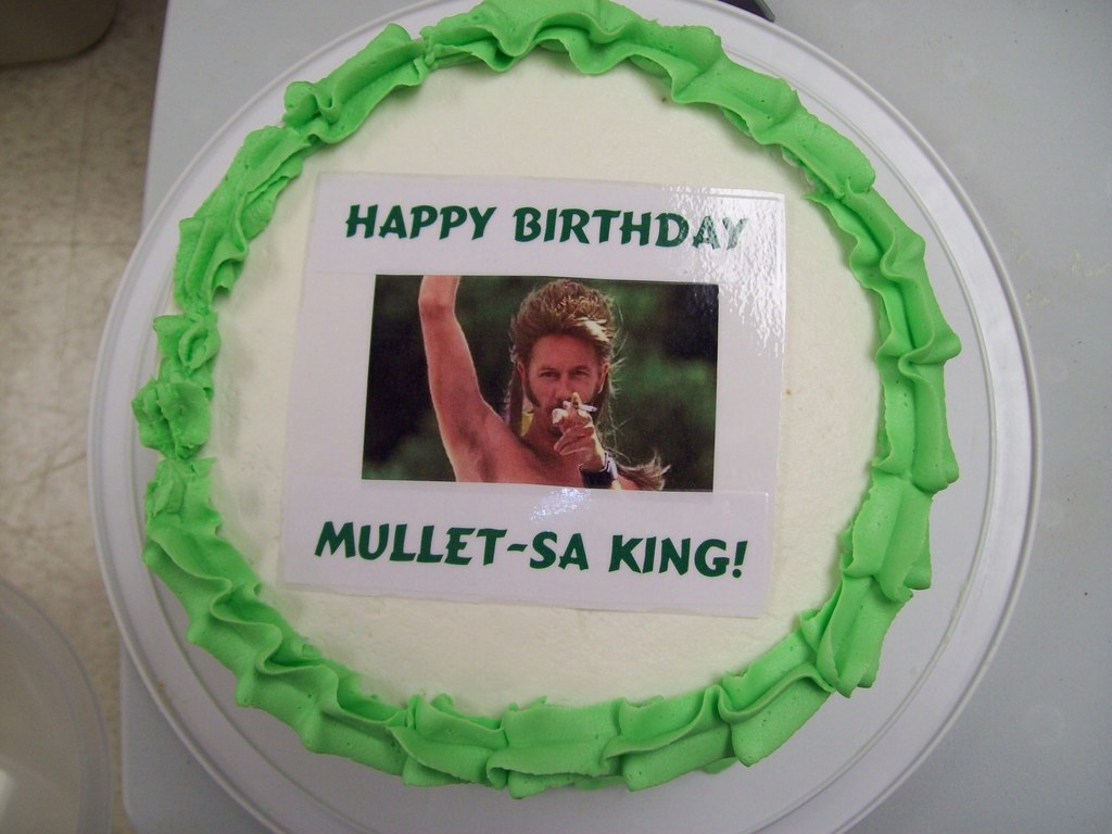 Surprising Joe Dirt Cake Cakecentral Com Funny Birthday Cards Online Chimdamsfinfo