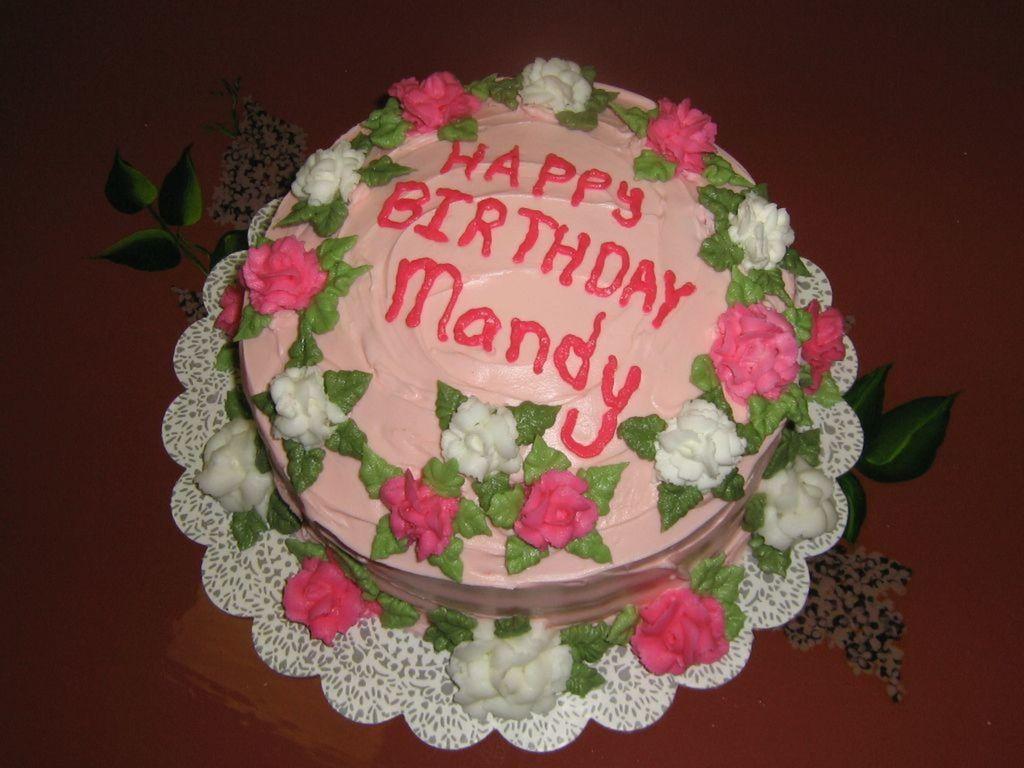 Birthday mandy happy Birthday Songs