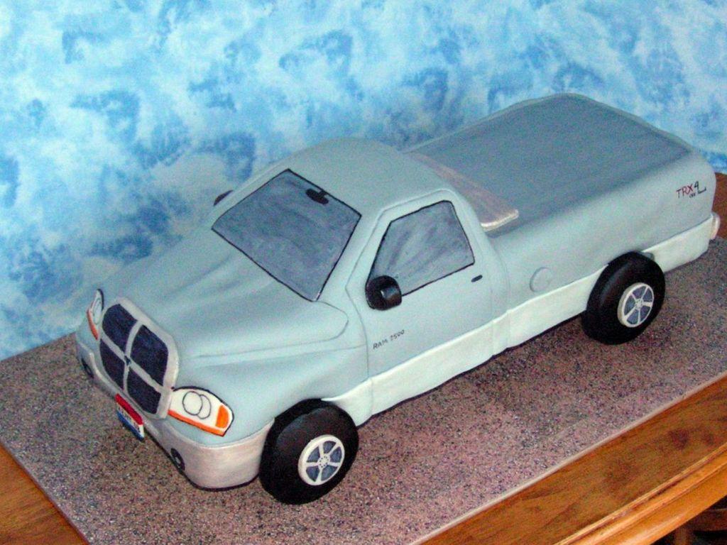 Dodge Ram 2500 Cakecentral Com