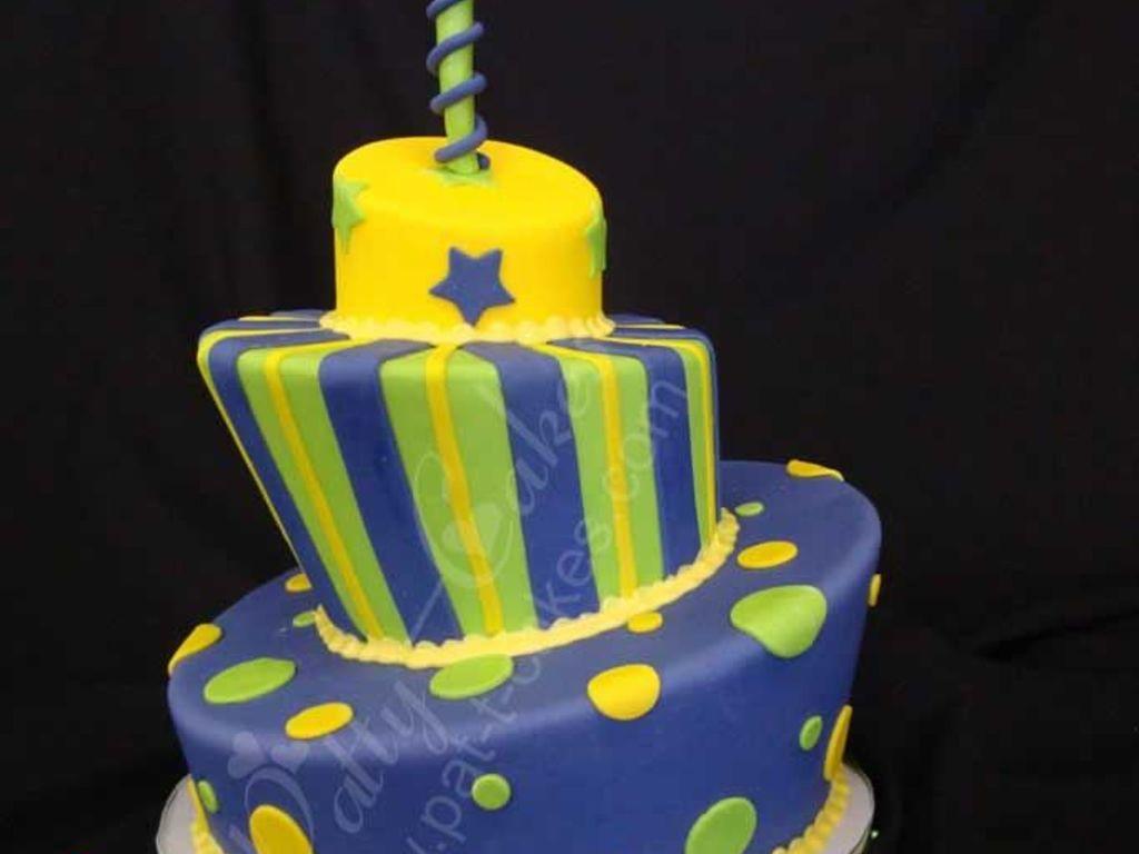 Fantastic Unisex Birthday Cake Cakecentral Com Personalised Birthday Cards Sponlily Jamesorg