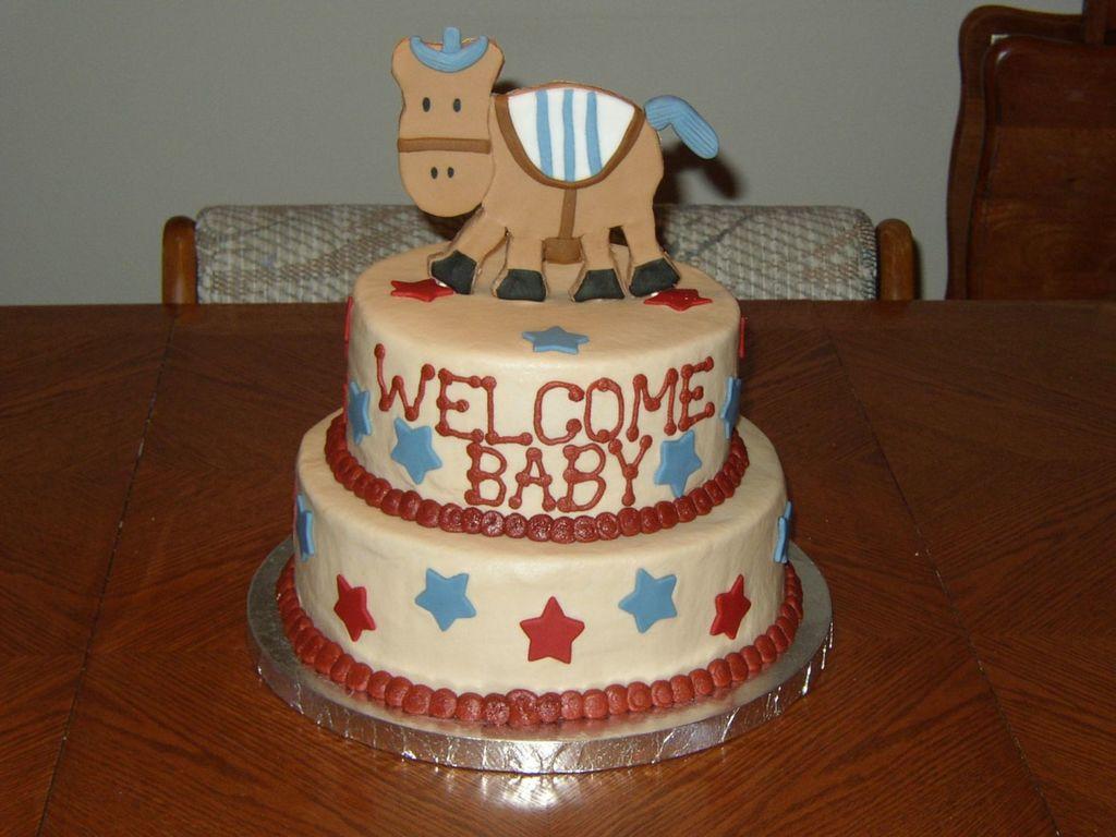 Giddy Up   CakeCentral.com