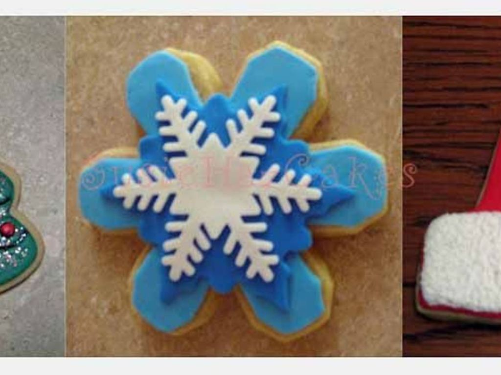 Christmas cookie gifts cakecentral