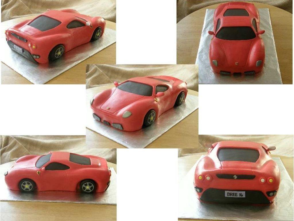 Ferrari cake cakecentral baditri Gallery