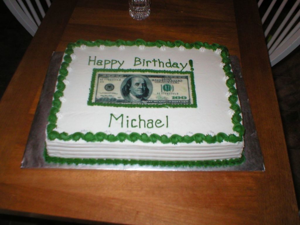 Miraculous Money Cake Cakecentral Com Funny Birthday Cards Online Alyptdamsfinfo