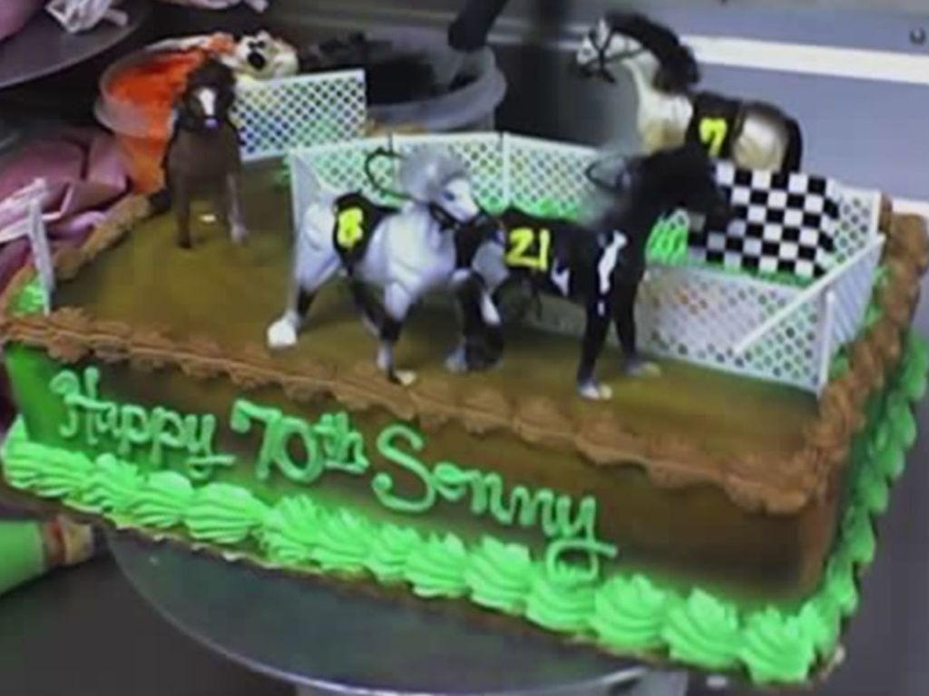 Horse Racing Cake Cakecentral Com