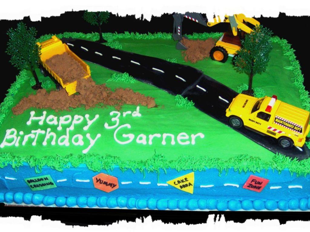 Miraculous Tonka Truck Birthday Cakecentral Com Funny Birthday Cards Online Necthendildamsfinfo