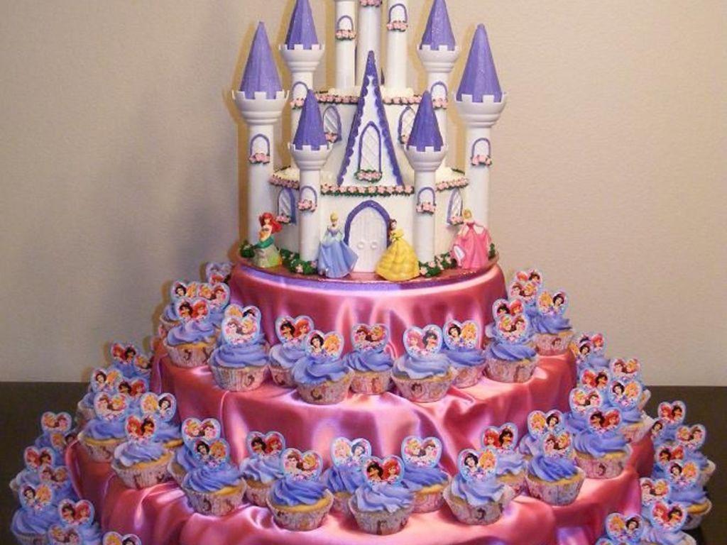 Disney Princess 2Nd Birthday