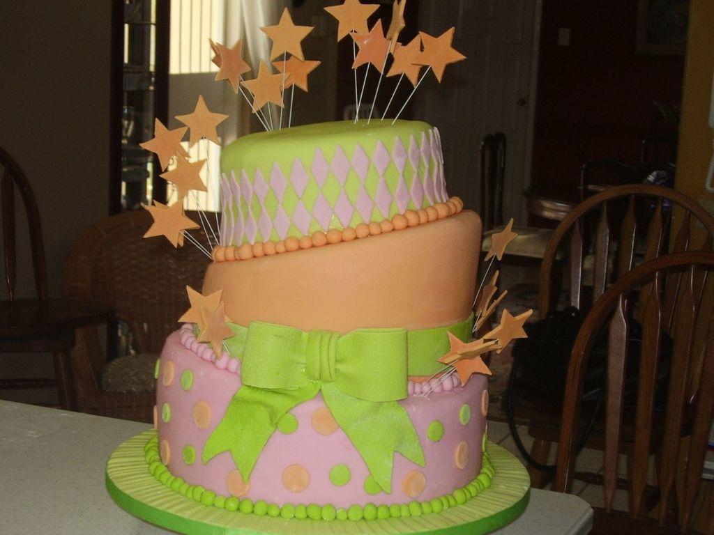 Fine Funky Birthday Cake For 25 Year Old Cakecentral Com Funny Birthday Cards Online Amentibdeldamsfinfo