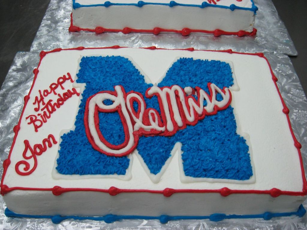 Remarkable Ole Miss Cakecentral Com Funny Birthday Cards Online Bapapcheapnameinfo